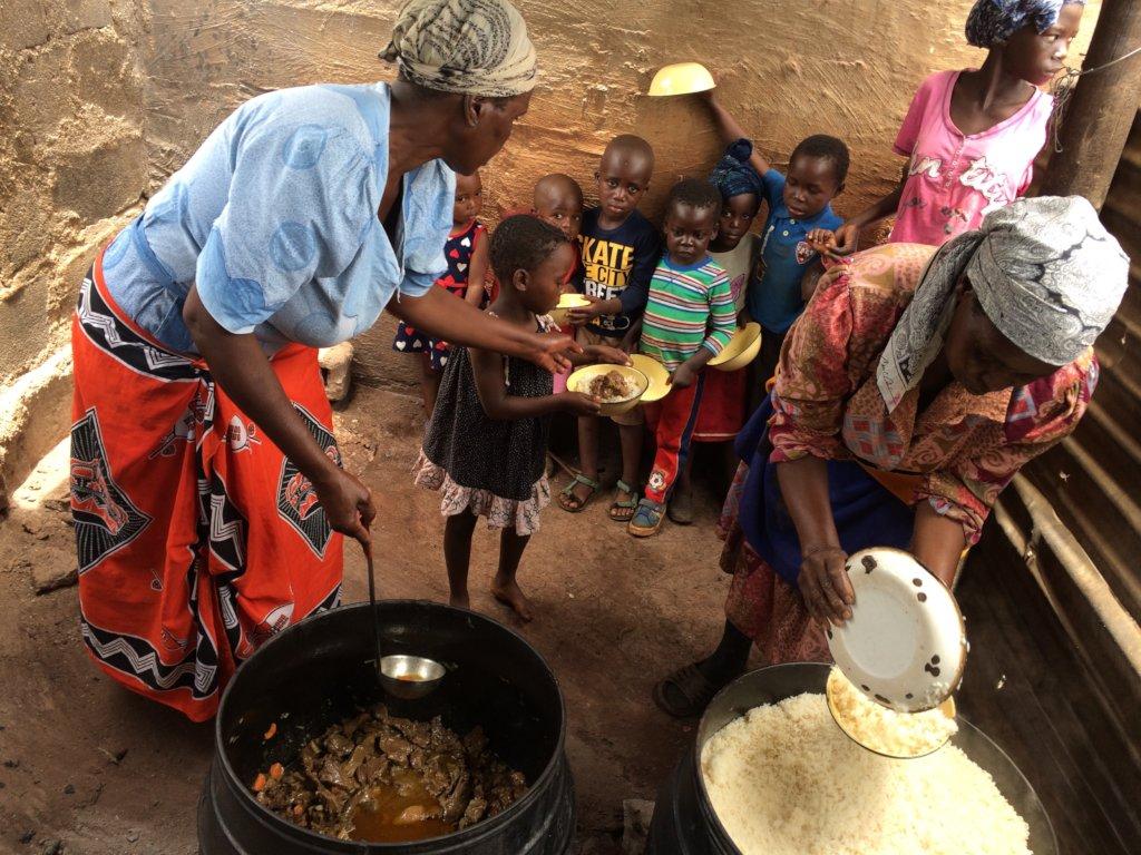 Help feed orphan & vulnerable kids in Eswatini!