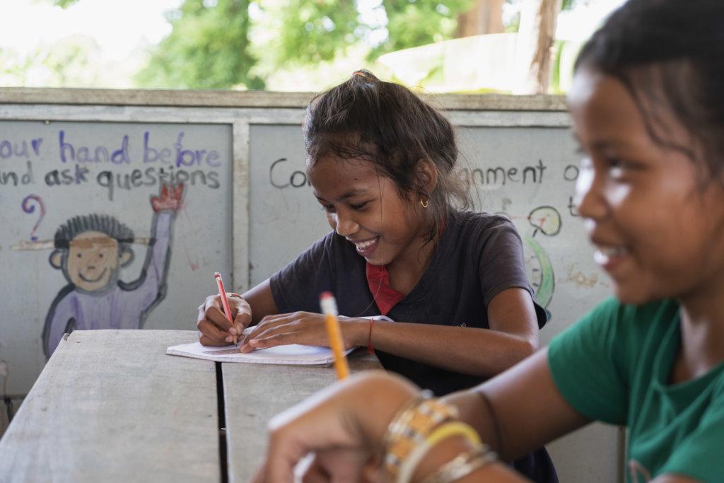 Empower Vulnerable Children in Peru and Cambodia