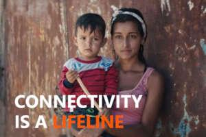 Connectivity is a Lifeline for Venezuelan Migrants