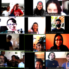 Our meetings are virtual now!