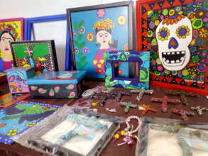High quality products from art and craft workshop