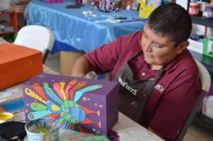 Help Adults with Disabilities in Mexico Create Art