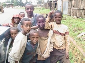 Dutton:Provide basic needs for Orphans in Ethiopia