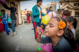 After School support to 45-50 needy kids in Nepal