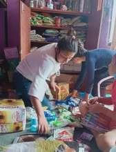 Preparing for Dashain