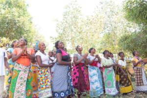 Imani women dancing