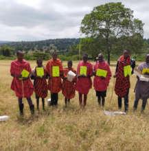 First Tablet Distribution, Kenya