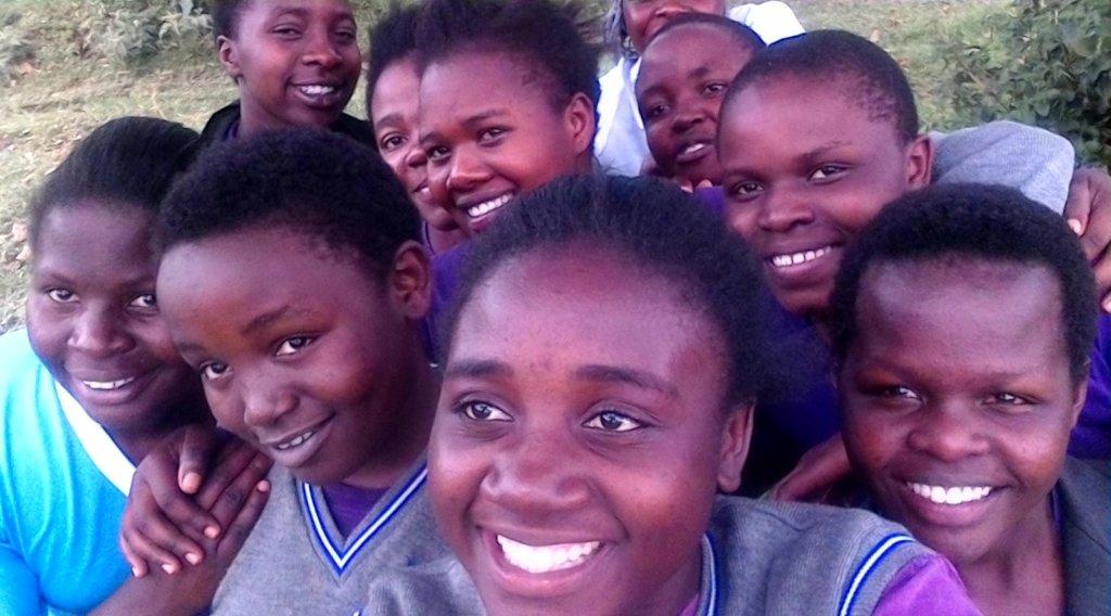 Empowering Kenyan Girls
