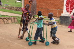 Children at our centre