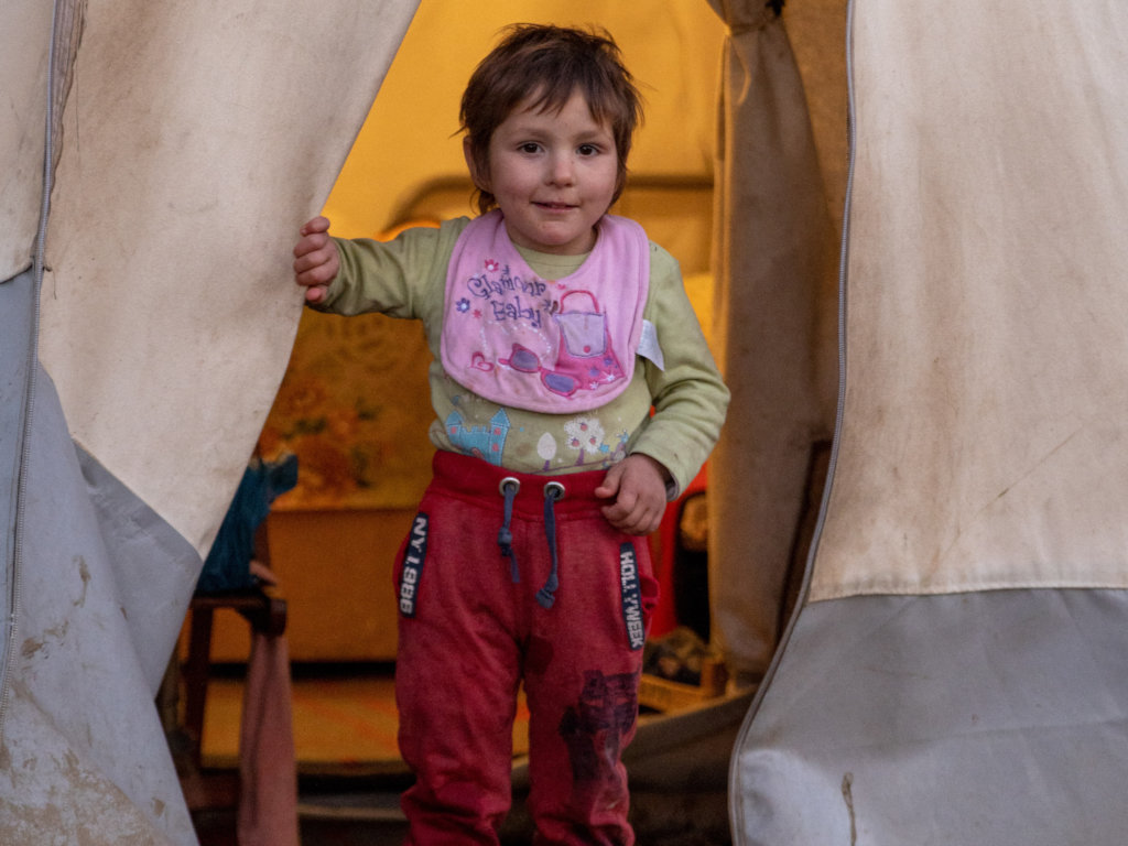 Aid for Albanian Earthquake Survivors