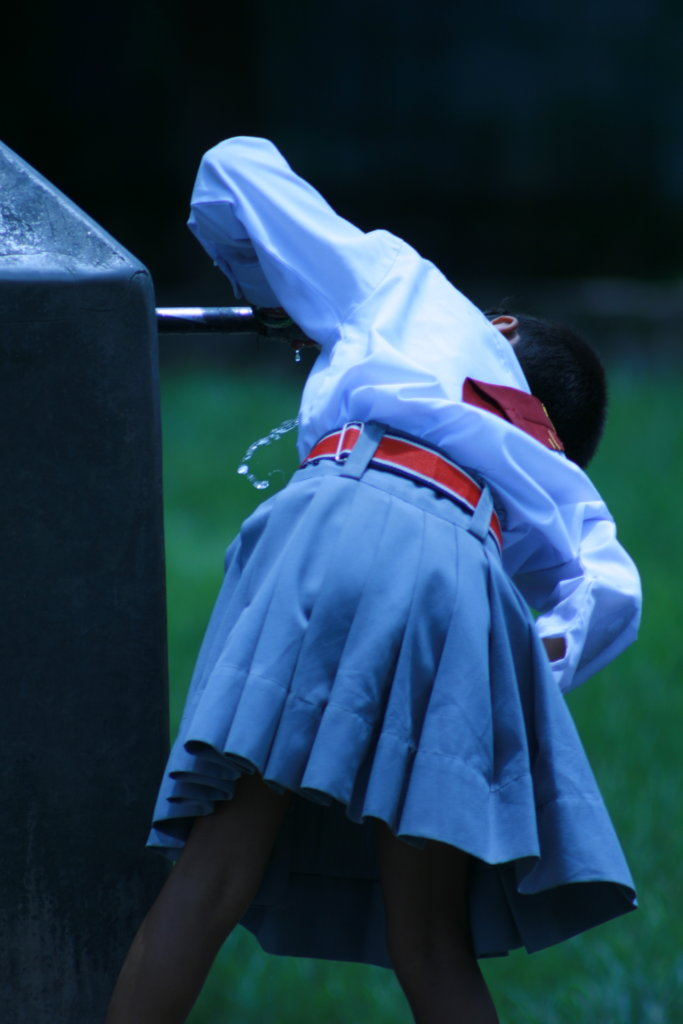 Keeping Girls in School with Access to Clean Water