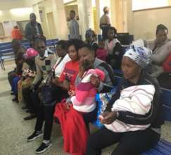 Patients at Tenwek Hospital for Assessment