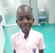 George in Tanzania