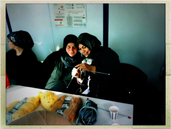 Syrian Women's Workshop for Self-Reliance