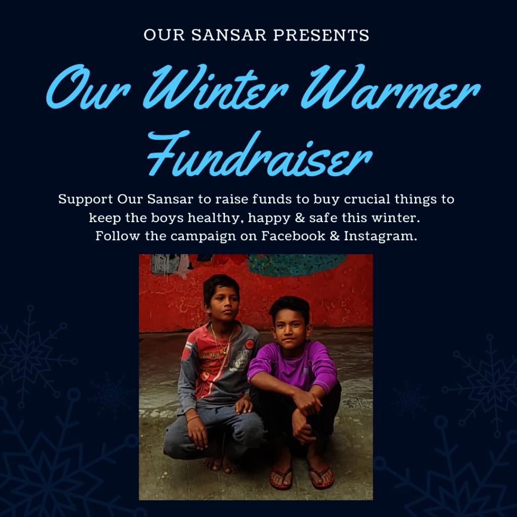 Our Sansar Winter Warmer 2019/20