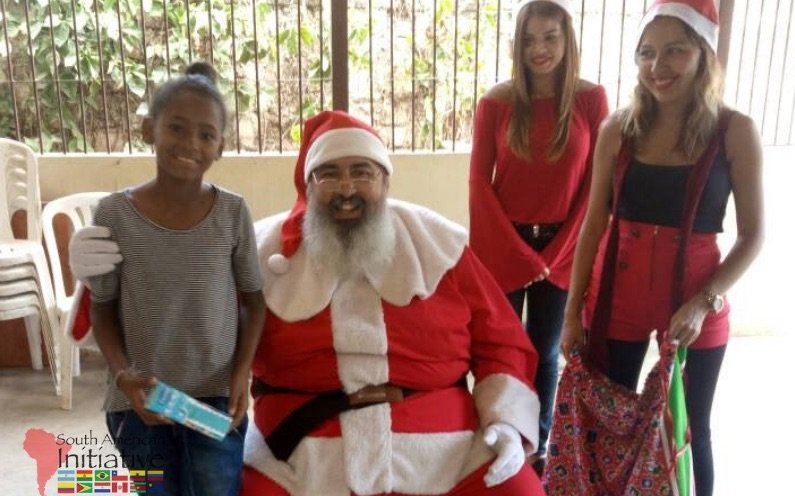 Deliver Smiles & Joy With Presents for Orphans