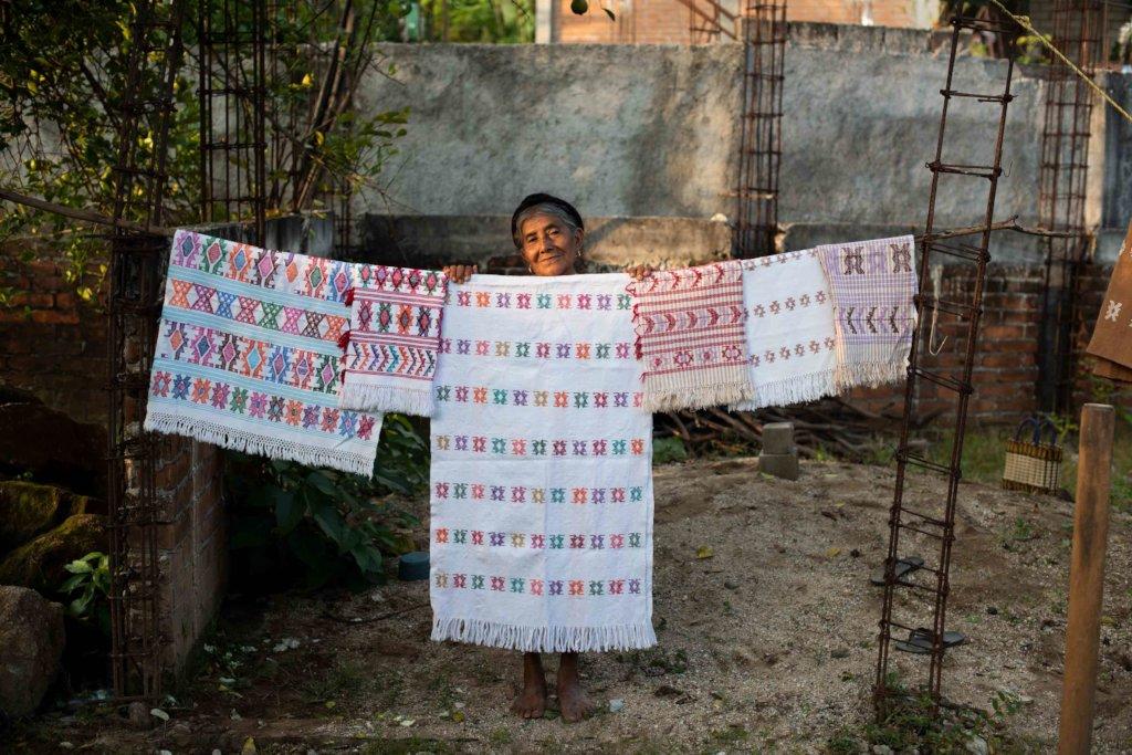 Seed capital for Oaxacan artisans