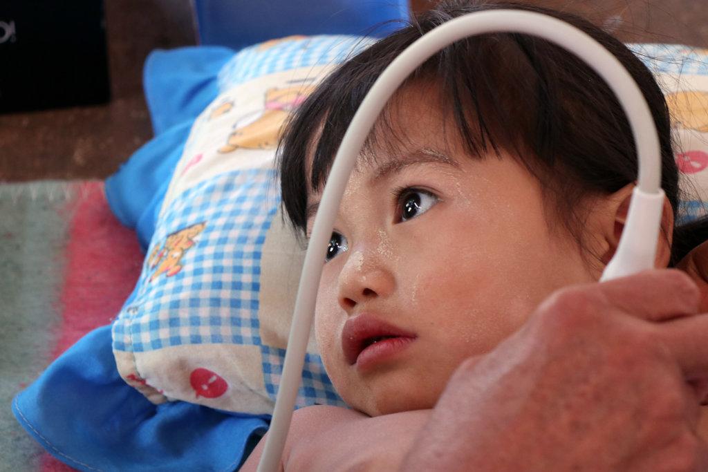 Save Burmese Refugee Children  with Heart Disease.