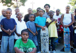 The Skaters Of Watts