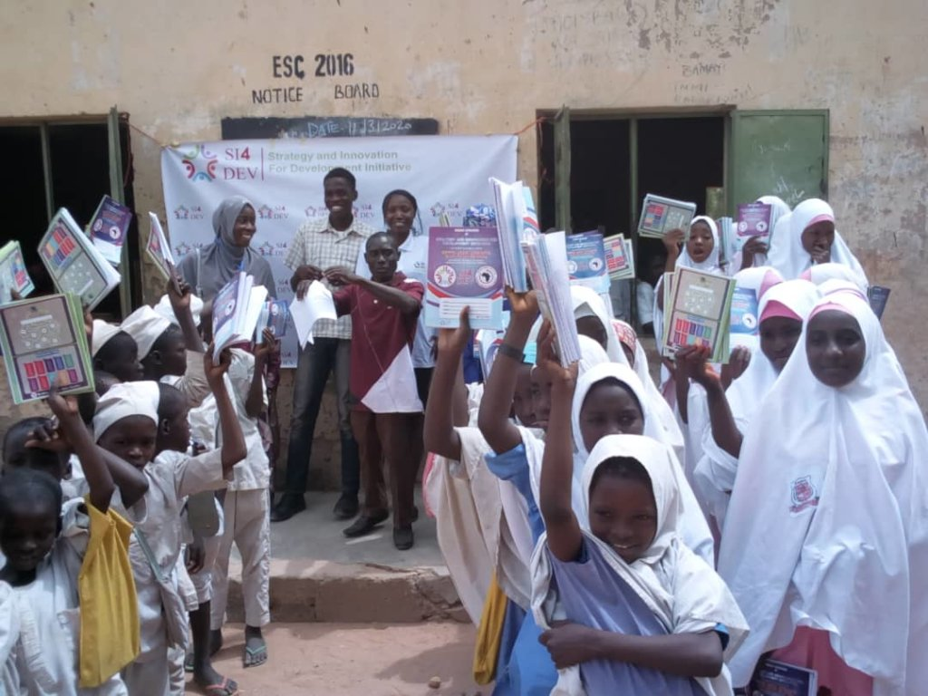 Help a Poor Child in Nigeria Stay in School