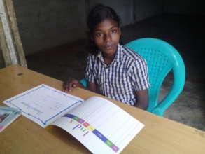 One Solar Lantern for Tribe's children education
