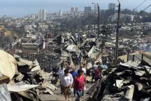 Valparaiso fire 2019