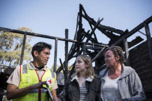 Photo courtesy of Australian Red Cross