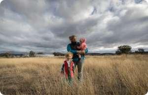 Photo from Foodbank Australia