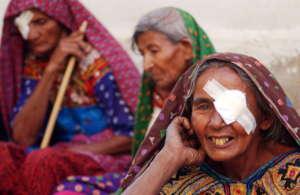 LRBT Eye Hospital Construction -Rahim Yar Khan