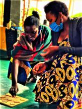 Build a preschool for 100 Batwa Children.
