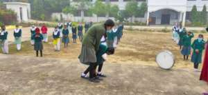 Mission Shakti launched in Milaan School