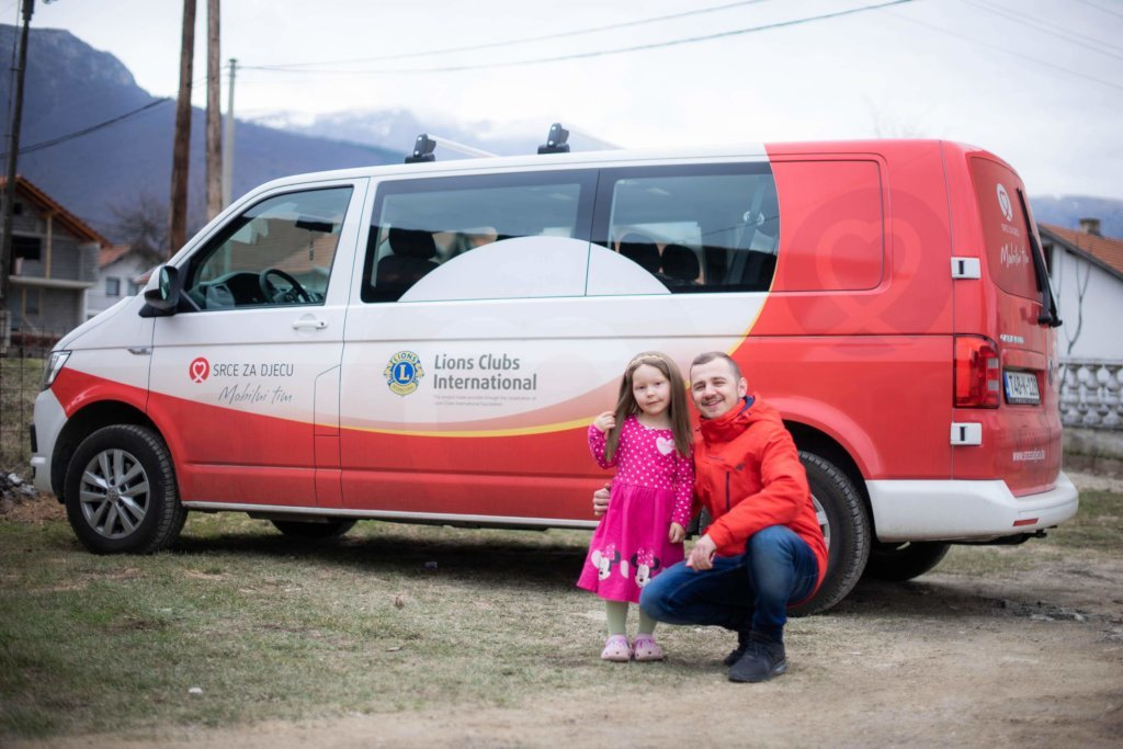 Mobile Team for Children with Cancer