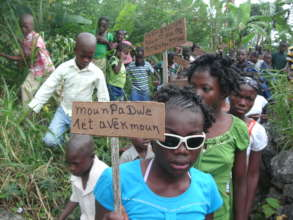 End child servitude in 9 Haiti rural communities