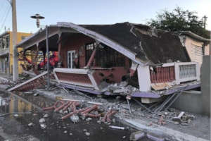 Helping families terribly impacted by earthquakes