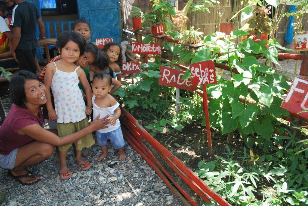 Taal Volcano Eruption Food Security Initiative