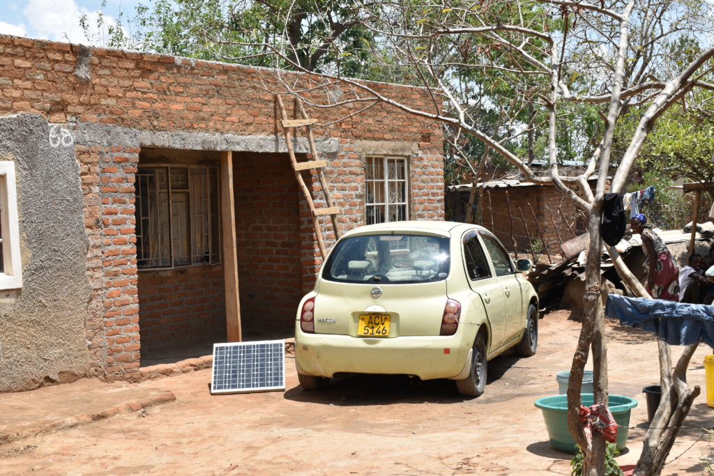 Transitioning Renewable Energy in Rural Africa