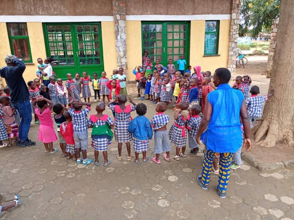 Equip & Staff an ECD Center in Rwanda