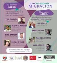 Workshop on citizen participation for foreigners