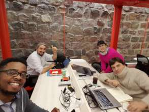T-zen App Educate Haitian in Chile to Inclusion