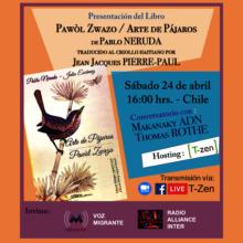 ": Presentation of the book ""Pawol Zwazo"", a transl"