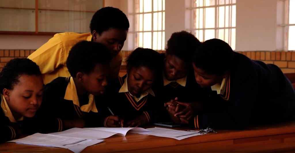 Keep 1000s South African Kids Safe via Arts & Yoga