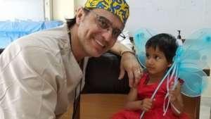 Dr. Alireza and child