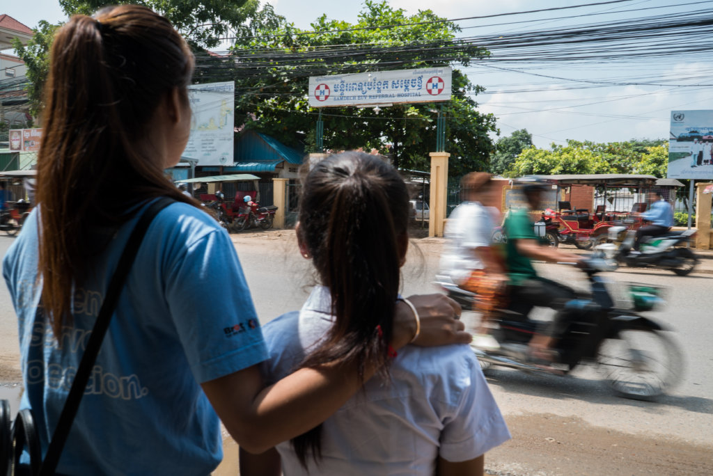 Help Victims of Child Sexual Abuse in Cambodia