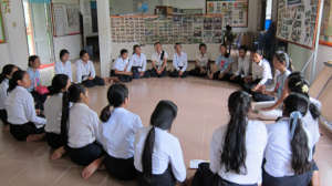Girls Education Session