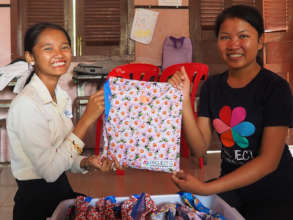 Empowering Cambodian Girls with Health Education
