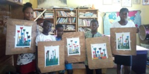 Artwork by Students