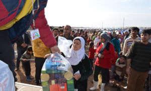 Syria Refugees - Kurdistan
