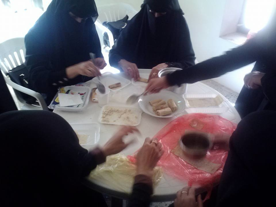 Empowering vulnerable women and girls  program