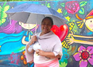 Lina's ice cream will make you smile!