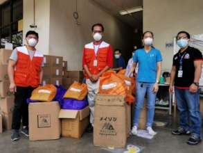 Philippines - supplies for health care workers
